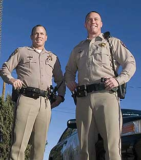 CHP Officers