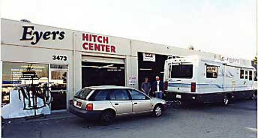 Eyers Hitch Center Towbar Setup