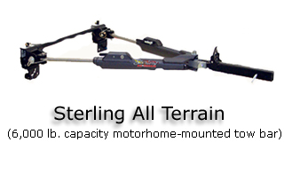 Sterling All Terrain Towbar