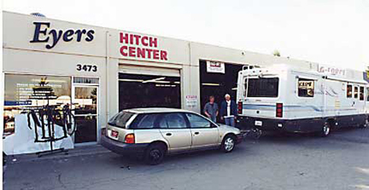 Eyers Hitch Center