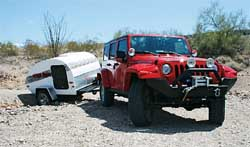 Off Road Towing